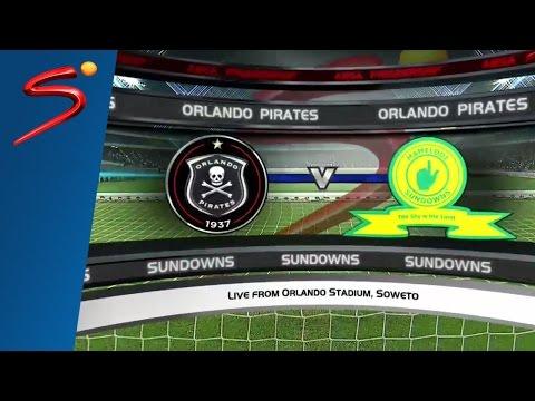 ABSA Premiership Classic: Orlando Pirates vs Mamelodi Sundowns, 10 February 2016