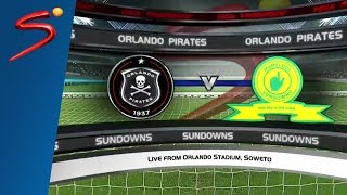 ABSA Premiership Classic: Orlando Pirates vs Mamelodi Sundowns, 10 February 2016
