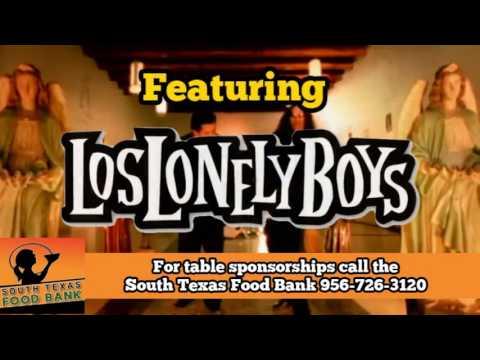 Empty Bowls XI feat. Los Lonely Boys