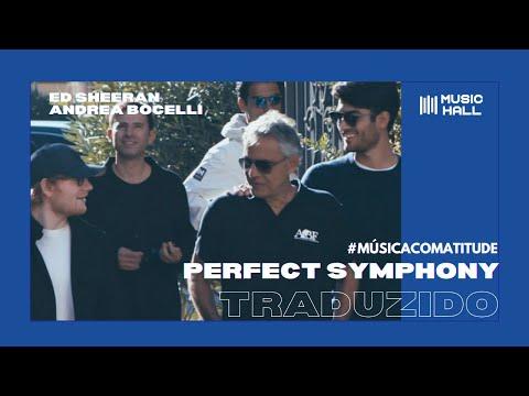 Ed Sheeran & Andrea Bocelli  Perfect Symphony Clipe Oficial LegendadoTradução