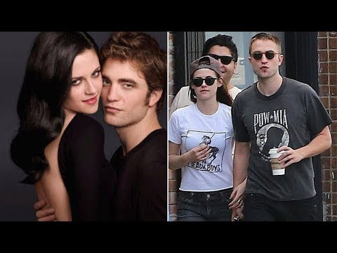 Kristen Stewart And Robert Pattinson Dating Again In Real Life.