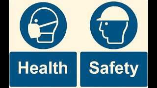Reasons of managing health and safety
