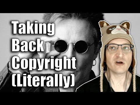 Music Industry Opposes Copyright Termination; What is it?