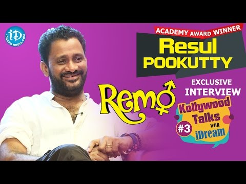 Academy Award Winner Resul Pookutty Exclusive Interview || Zoomin With Vrinda #3