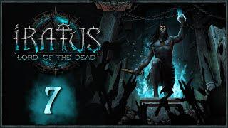 IRATUS: Lord of the Dead | Capítulo 7 | Seguimos avanzando por el Cuartel para mercenarios!