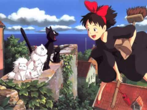 Studio Ghibli Music   Relaxing Harp   Hayao Miyazaki Collection