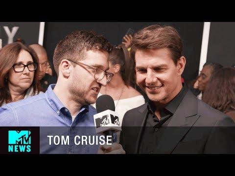 Download Youtube: Tom Cruise Talks 'Top Gun' Remake at 'The Mummy' Premiere   MTV News