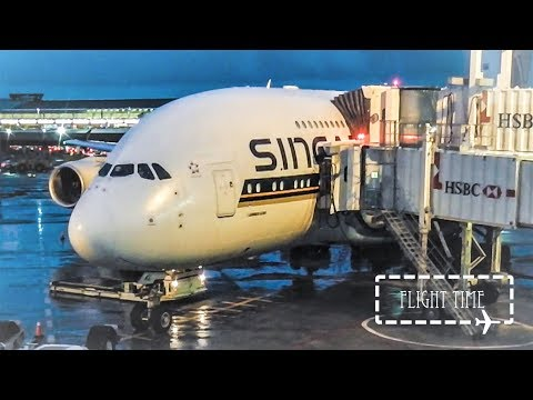 ✈FLIGHT REPORT✈ Singapore Airlines Airbus A380 | New York (JFK) - Frankfurt | Economy
