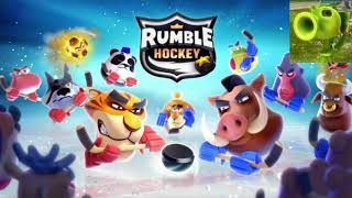 Rumble Hockey Main Menu Theme SOLDIERDIEGO
