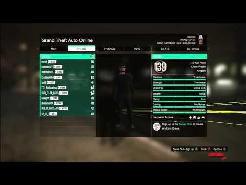 |||lll||ll||ll|||| (BARCODE) 52 - GTA 5 Remove Bad Sport w LTS SPRX Menu + Info DL Link