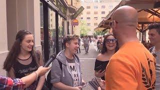 HAOS U HRVATSKOJ Ovaj naš folker pojavio se u centru ZAGREBA