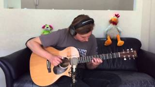 The man with the green thumb (cover - original version by Tommy Emmanuel)