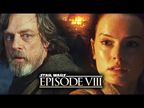 Star Wars: The Last Jedi Trailer 2 FULL BREAKDOWN! Every Theory Explained From Episode 8 Trailer!