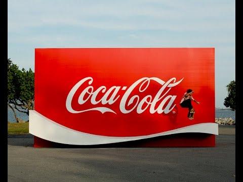 Skate Board Ramp >> Coca Cola Billboard Ramp, by WMcCann Brazil - YouTube