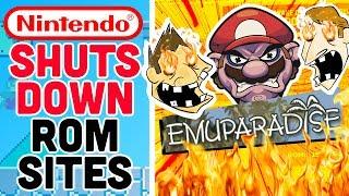 Did Nintendo Kill Emuparadise? - Rerez Hot Take