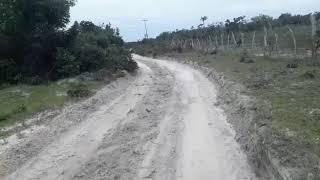 Após denúncias da comunidade prefeitura manda abrir estradas na Baixa Grande.
