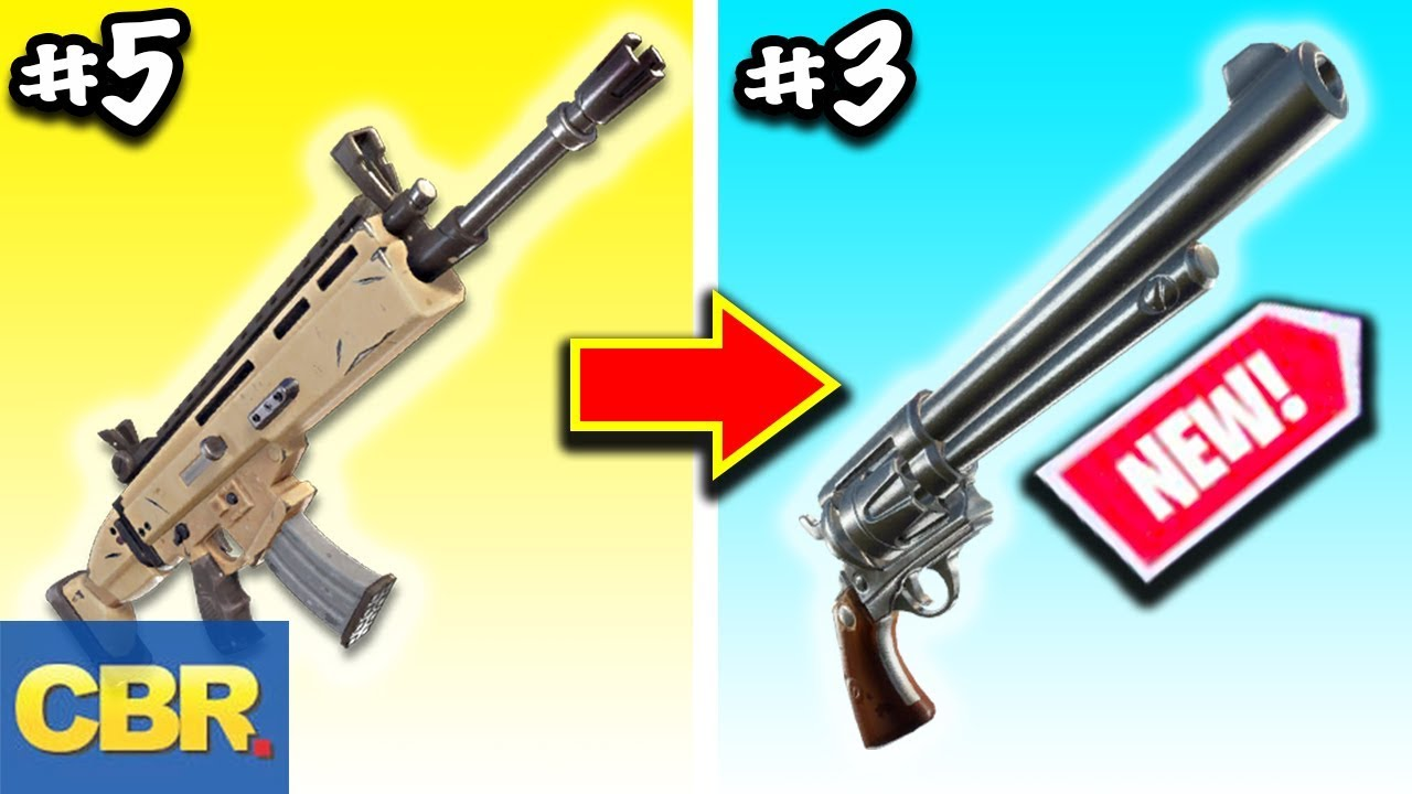 Download Ranking The Best Fortnite Weapons For Season 6