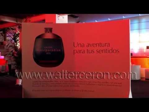 Beyond Paradise  Estée Lauder Perfume Fotografía publicitaria profesional