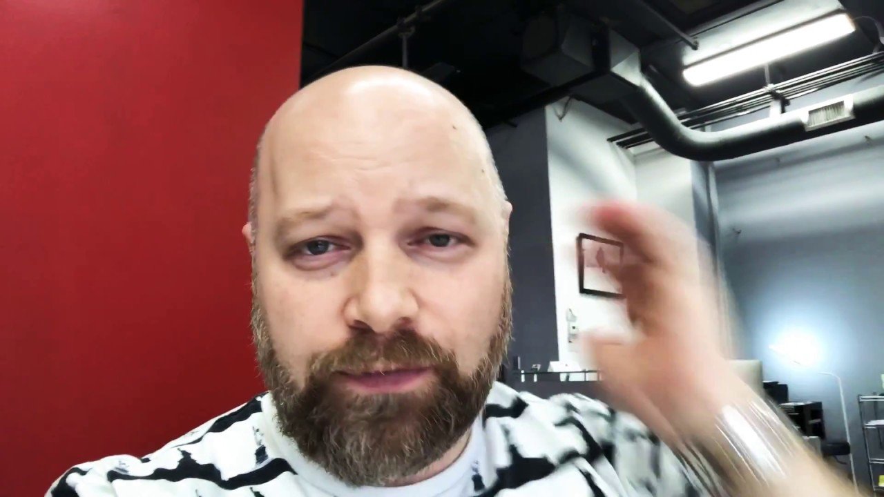 holiday thanks from thesalonguy youtube