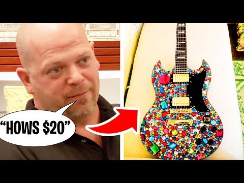 The Most Profitable Deals in Pawn Stars History