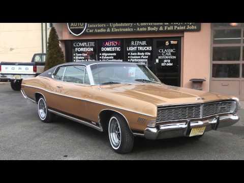 1968 Ford XL Fastback Full Restoration