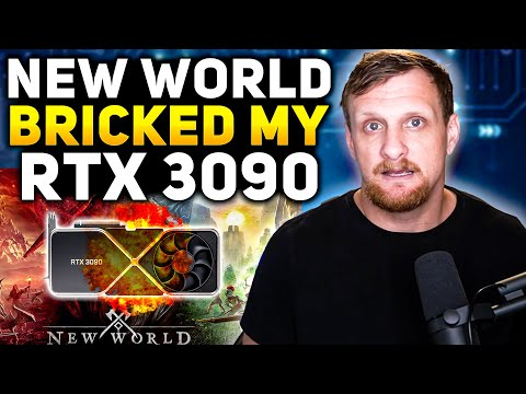 Download New World Bricked My RTX 3090