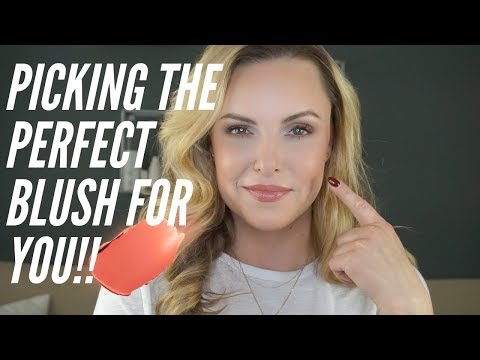 HOW TO CHOOSE THE PERFECT BLUSH COLOR FOR YOU FROM A MAKEUP ARTIST || Face Harmony