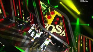 Download lagu HaHa Rosa 하하 로사 Music Core 20111008 MP3