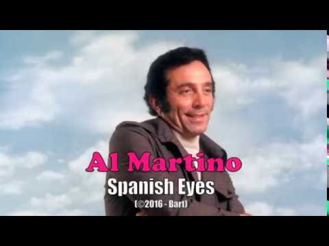 Al Martino - Spanish Eyes (Karaoke)