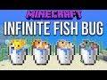 Minecraft 1.13 Infinite Survival Fish Farm (Update Aquatic)