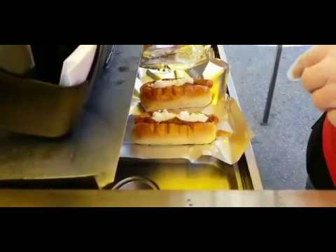 Frank and Steins Hot Dog Cart Live Video