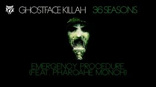 Ghostface Killah - Emergency Procedure (feat. Pharoahe Monch)