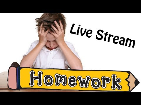 homework Live-Stream figure drawing