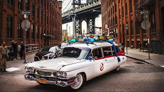 Ghostbusters Scene Recreation - Halloween, New York City
