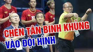 Nhận Tin Vui Lớn Từ Trò Cưng, HLV Park Hang Seo Chèn Ngay Tân Binh Khủng Vào Đội Hình Đấu Thái Lan