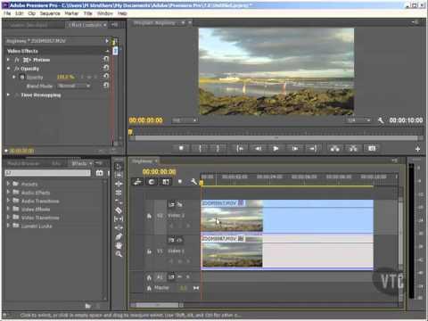 [ Adobe Premiere CC Tutorial ] Extending Video Effects