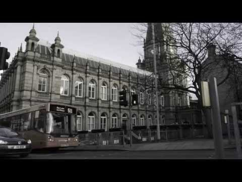 Time Lapse of Halifax, West Yorkshire