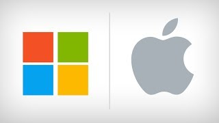 How Microsoft and Apple Became Rivals