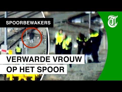 Wilde achtervolging op spoor bij Eindhoven - SPOORBEWAKERS #08