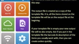 SCANPET - Lesson #1  - Quick startup tutorial