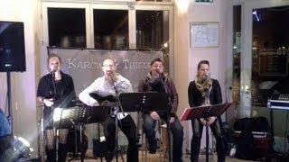 Karow & Thiele feat. Alice und Bianca - Gefühle (live) 2013