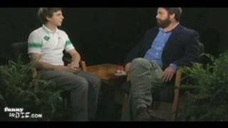 Michael Cera: Between Two Ferns with Zach Galifianakis