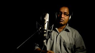 O Alor Pathojatri :: Sumanta Basu on Harmonica