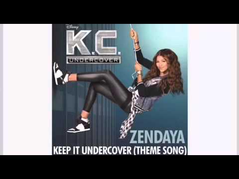 Zendaya - Keep It Undercover (K.C. Undercover Theme Song)