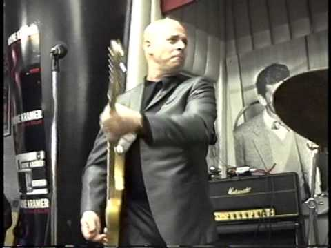 Wayne Kramer (from MC5)- Rhino Records, Westwood Ca. 5/18/95