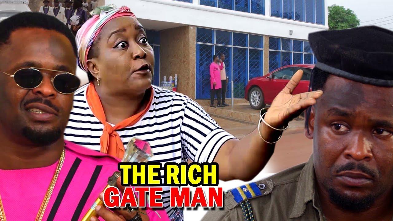 Download The Rich Gate Man Season 9&10 (Zubby Michael) 2019 Latest Nigerian Nollywood Movie