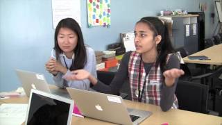 Girls Who Code 2015 at Intuit