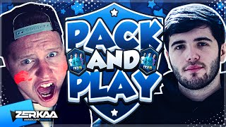WHO GETS A BIG INFORM? | 35K PACKS PACK AND PLAY VS ETHAN