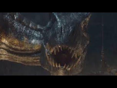 Jurassic World 2 Fallen Kingdom End Scene leake