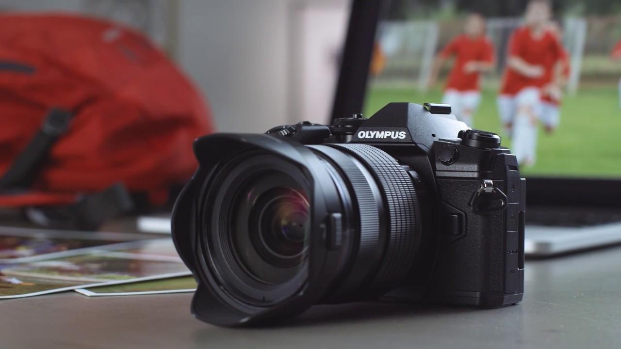 e-m1 mark ii how to make video